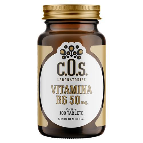 Vitamina B6 COS Laboratories