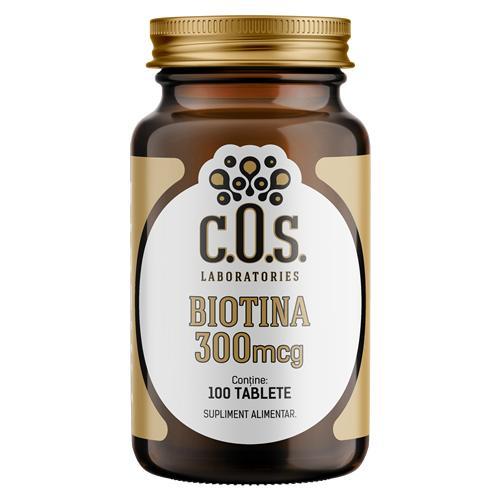 Vitamina B7 COS Laboratories