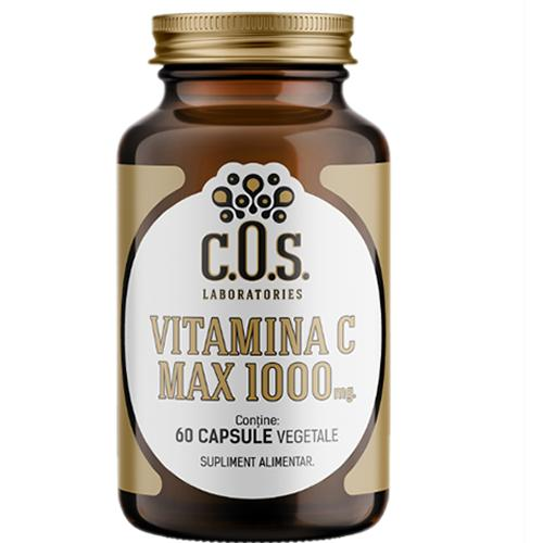 Vitamina C Max 1000mg COS Laboratories