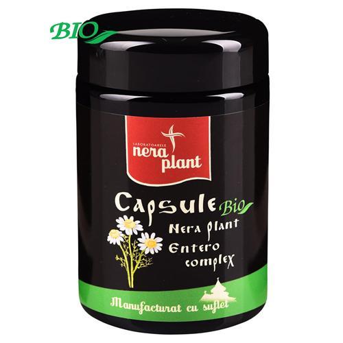 Capsule Nera Plant Entero-complex