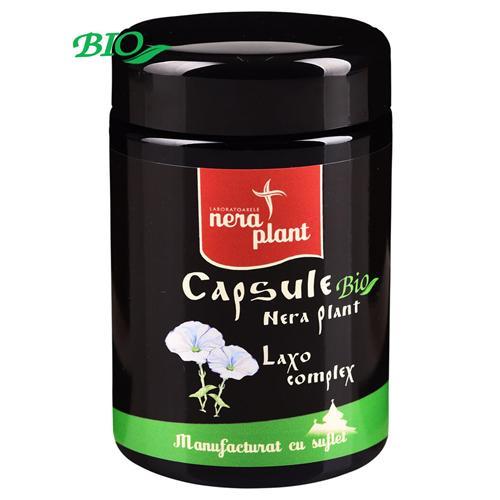 Capsule Nera Plant Laxo-complex