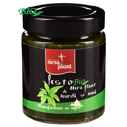 Pesto Nera Plant de leurda si nuca
