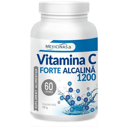 Vitamina C Forte Alcalina