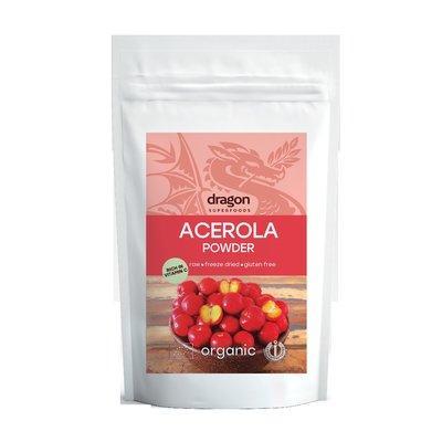 Pulbere de Acerola Raw Bio