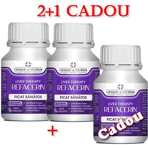 Refacerin Liver 2+1 Cadou
