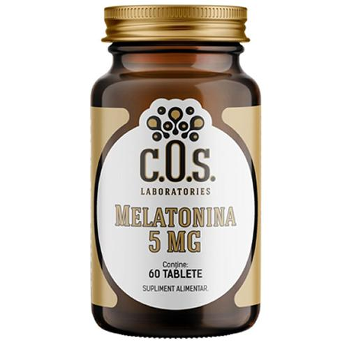 Melatonina 5 mg, COS Laboratories