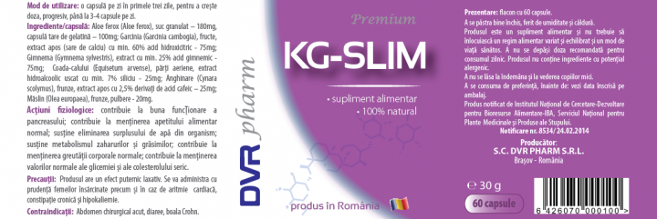 KG Slim  prospect