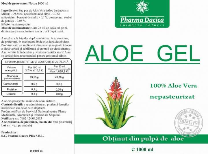 Aloe Gel prospect